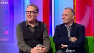 getlinkyoutube.com-Vic and Bob interview on The One Show