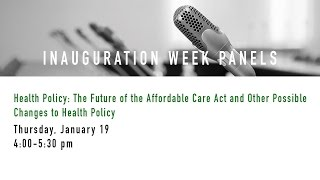 getlinkyoutube.com-Health Policy: The Future of the Affordable Care Act and Other Possible Changes to Health Policy