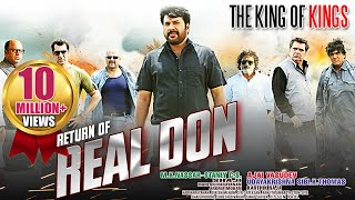 getlinkyoutube.com-The Real Don Returns (The KING OF KINGS) - Mammootty | Dubbed Hindi Movies 2015 Full Movie
