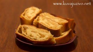 getlinkyoutube.com-Strudla sa jabukama -  Video recept - Kuvaj uzivo