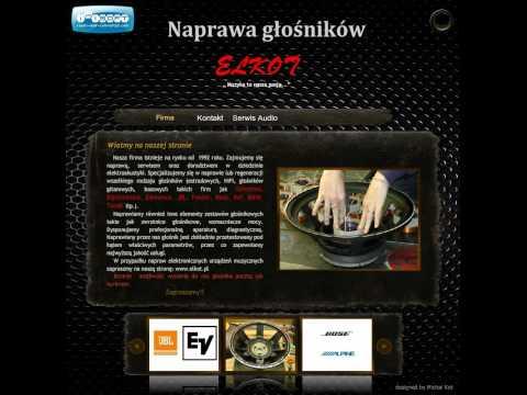 Elkot- naprawa regeneracja głośników - www.naprawaglosnikow.wroclaw.pl