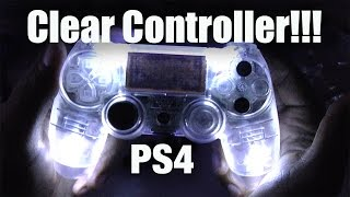getlinkyoutube.com-Clear PS4 Controller Build
