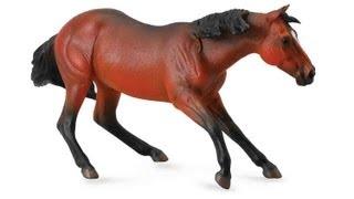 getlinkyoutube.com-Collecta Horses to 2013