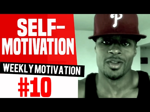 Dre Baldwin: Weekly Motivation #10 | Self-Motivation NBA Kobe Sports Psychology