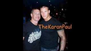 getlinkyoutube.com-John Cena and Randy Orton are real life friends PROOF!!