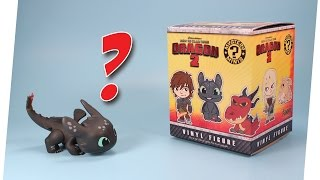 How to Train Your Dragon 2 Funko Mystery Minis Vinyl with The Rocketeer