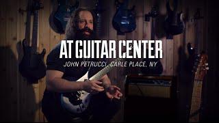 getlinkyoutube.com-Dream Theater's John Petrucci At Guitar Center