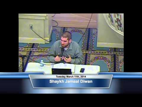 Foundations of Islam by Shaykh Jamaal Diwan