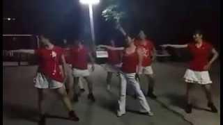getlinkyoutube.com-Heng Ong Huat 兴旺发 - Line Dance