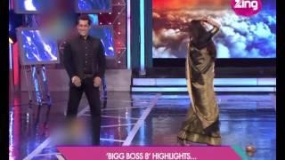 getlinkyoutube.com-Rekha shakes her legs with Salman