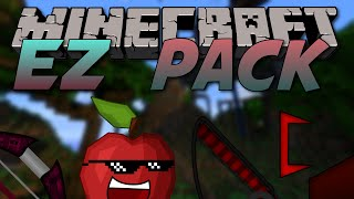 getlinkyoutube.com-Minecraft: PvP Texture Pack - EZ Pack!