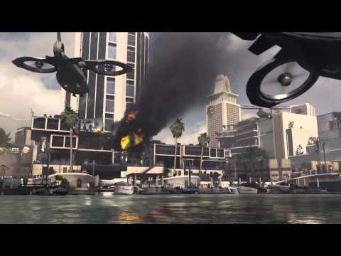 Call of Duty Advanced Warfare: Tráiler oficial del modo campaña - Español 1080p