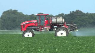 Perry Miller on Efficiency vs. Pull-Type Sprayers
