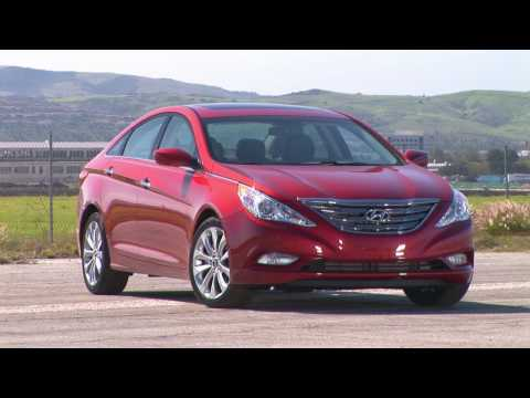 First Test: 2011 Hyundai Sonata