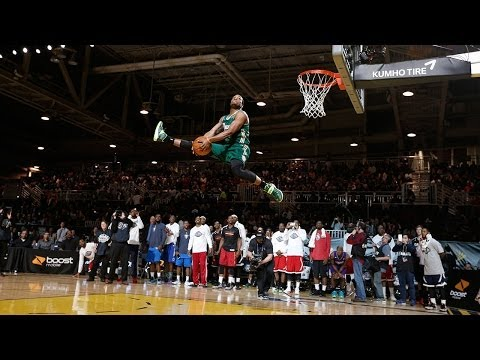 2014 Nba D-league Slam Dunk Contest Presented By Boost Mobil