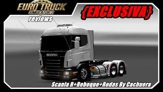 getlinkyoutube.com-Mod Reviews -- Scania R+Reboque [EXCLUSIVA] By Q.R.A Cachuera