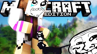 getlinkyoutube.com-TROLEANDO A MI HERMANA en Minecraft PE! jajajajaa xD -TROLEO EN Minecraft Pocket Edition (GRACIOSO)