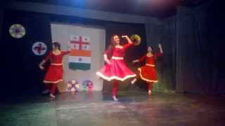 getlinkyoutube.com-Taal se taal mila -  dance group Lakshmi