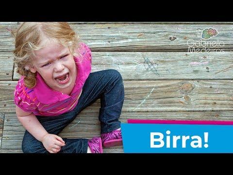 Video Como Lidar com a Birra de Criança? | Psicóloga Gabriela Medeiros