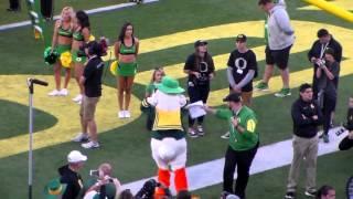 getlinkyoutube.com-2015 - 16 Oregon Ducks Pregame Utah