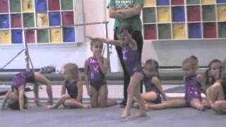 getlinkyoutube.com-Evolution of a Gymnast- 2 years old-5 years old