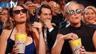 getlinkyoutube.com-Emmys 2013 Best Moments - Tina Fey and Amy Poehler Twerk Heckling