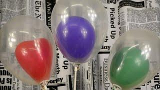 getlinkyoutube.com-Como Encher um Balão Dentro do Outro (Balão Duplo) - Festabox