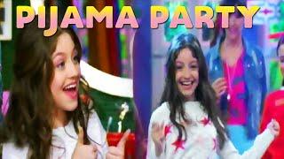 getlinkyoutube.com-Karol Sevilla de Soy Luna en el Make up de Pijama Party