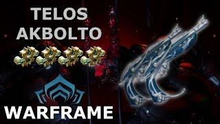 getlinkyoutube.com-Warframe - Quick Look At Telos Akbolto (4 Forma Build)