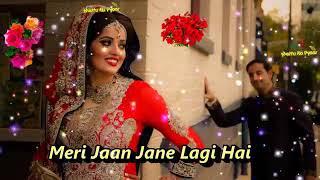Main Nazre milau to Kaise Milau|| Mujhe sharmane Lagi Hai|| lovely video song.