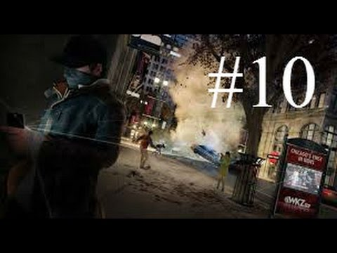 Watch Dogs Gameplay Walkthrough Part 10- A Wrench In The Works