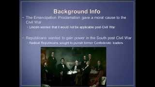 getlinkyoutube.com-APUSH Review: The 13, 14, and 15 Amendments (Period 5: 1844 - 1877)