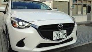getlinkyoutube.com-マツダ 新型DEMIO『デミオ』 SKYACTIV-G1.3 ガソリン車誕生 体感インプレッション!