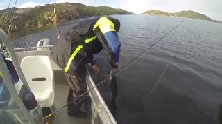getlinkyoutube.com-Angeln in Norwegen - Vingvågen Fishing Camp - GoPro Hero3