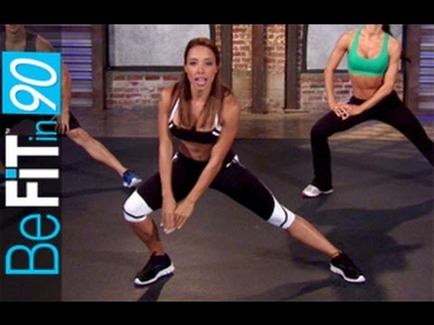 Dynamic Sports Stretch Workout by BeFit in 90