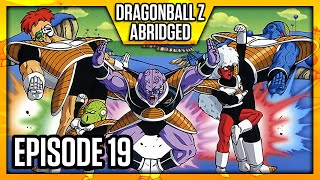 DragonBall Z Abridged: Episode 19 - TeamFourStar (TFS)