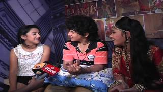 getlinkyoutube.com-Jannat aka Phool Kawal of Maharana Pratap Celebrates her Birthday with Crew