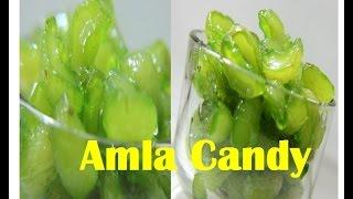 getlinkyoutube.com-AMLA CANDY, Amla Candy Recipe, Gooseberry Candy, Amla Murabba,