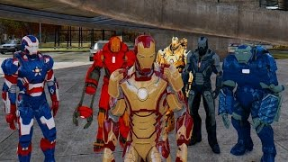 getlinkyoutube.com-Iron Man Army vs The Incredible Hulk