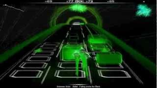 getlinkyoutube.com-skillet falling inside the black audiosurf =)