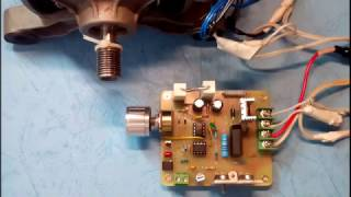 getlinkyoutube.com-ШИМ-регулятор 220 В 10 А.  PWM controller 220V 10A.