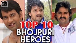 getlinkyoutube.com-Top 10 Bhojpuri Actors 2016 | Dinesh Lal yadav, Pawan Singh, Khesari Lal yadav & More | NAV Bhojpuri