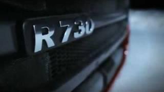 Scania V8 - czysta moc