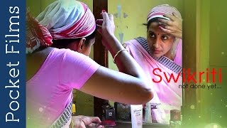 Touching Story Of A House Wife | Short Film - Swikriti