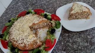 getlinkyoutube.com-شهيوات ام وليد اسهل بسطيلة  بالدجاج