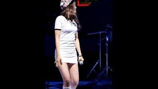getlinkyoutube.com-141006 숭실대학교축제 Apink_나은 No No No 4K 직캠 By.꾸리.