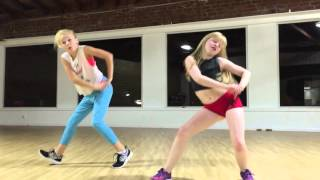 Original Uncut ALDC LA Hip Hop combo with JoJo Siwa and Kelly Grace 2015