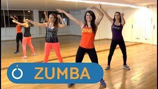 getlinkyoutube.com-Clase de Zumba para bajar de peso