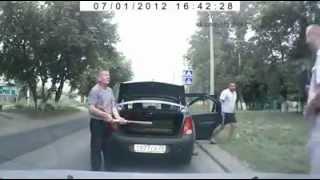 getlinkyoutube.com-Kako u Rusiji rješavaju nesuglasice u saobraćaju
