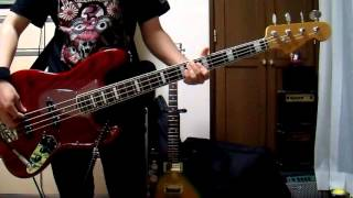 getlinkyoutube.com-【弾いてみた】おそ松さんOP はなまるぴっぴはよいこだけ【ベース】